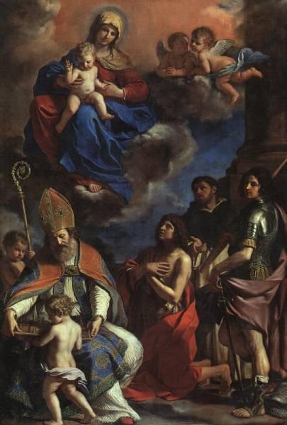The Patron Saints of Modena